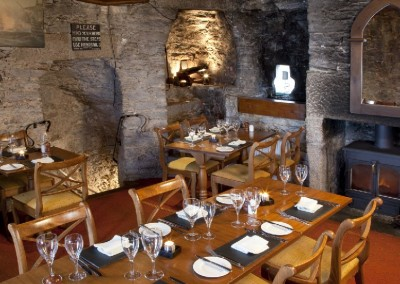 Dining room - The Artillery Tower